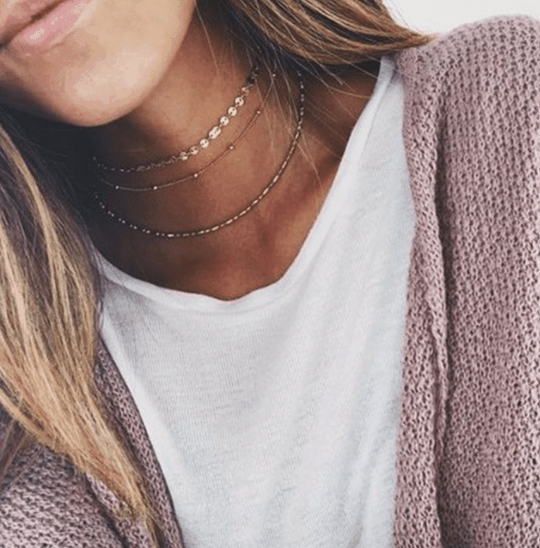 Choker Set Disc 3 Pcs. click hear to shop more beautiful chokers. Shop all musthave jewellery by aphrodite. Free worldwide shipping and gift.