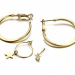 4 Stks Ster Oorbellen Set. Klik hier voor meer gouden en zilveren subtiele oorbellen. Shop alle musthave sieraden bij Aphrodite. Gratis verzending.