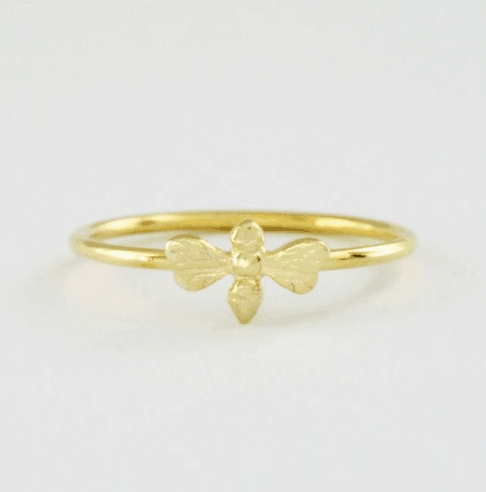 Bee ring.click here to shop more beautiful rings. Shop all musthave jewellery by aphrodite. Free worldwide shipping and gift.