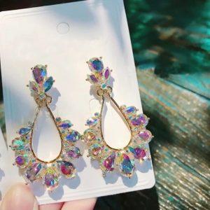 diamanten oorbellen, kirstallen, zirconia, sieraden, sieraad, dames, jewellery, jewelry