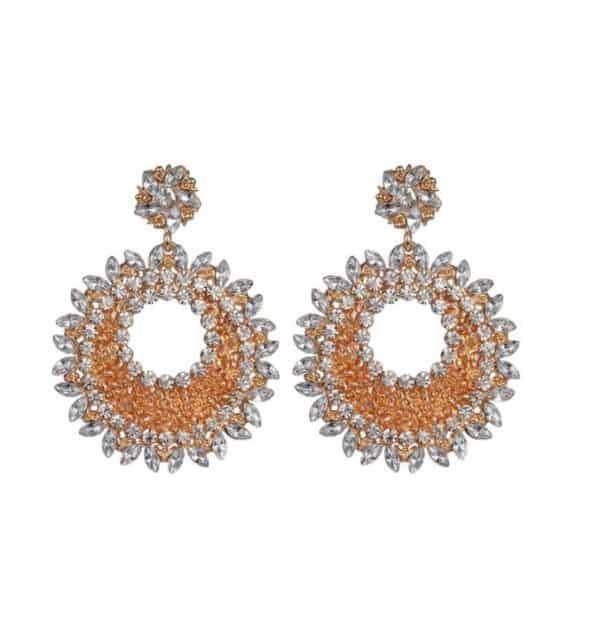diamanten oorbellen, statement, groot, zirkonia, kristallen, jewellery, sieraden, jewellery
