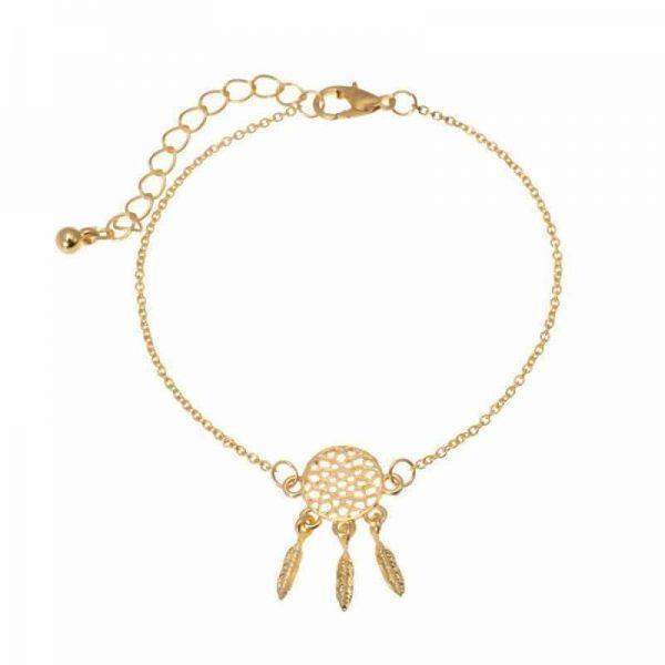 Dreamcatcher armband.Klik hier voor meer leuke armbanden.Shop alle musthave sieraden bij aphrodite. Gratis verzending en cadeau.Bestel snel en veilig.