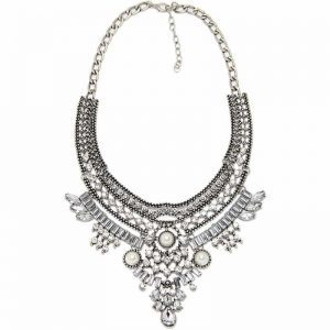 Fancy Glam statement Necklace. click hear to shop more statement necklaces. Shop all musthave jewellery by aphrodite. Free worldwide shipping and gift.