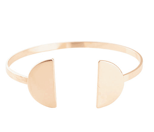 Gold Cuff Bracelet.Click here for more cuff bracelets. Shop all musthave jewellery by Aphrodite. Free worldwide shipping and gift.