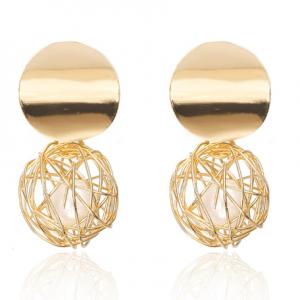goud, statement oorbellen, grote, musthave sieraden , dames