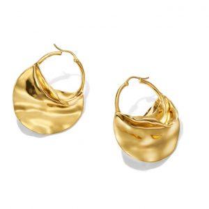 grote oorbellen, goud, zilver, statement, sieraden, accessoires