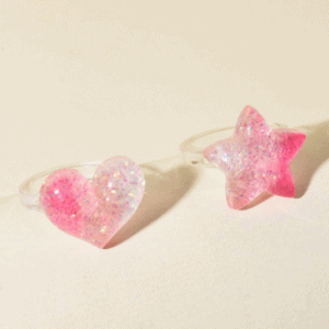 grote opvallende ringen, roze, sieraden, dames, accessoires, plastic, kunststof, resin, zomer, trendy