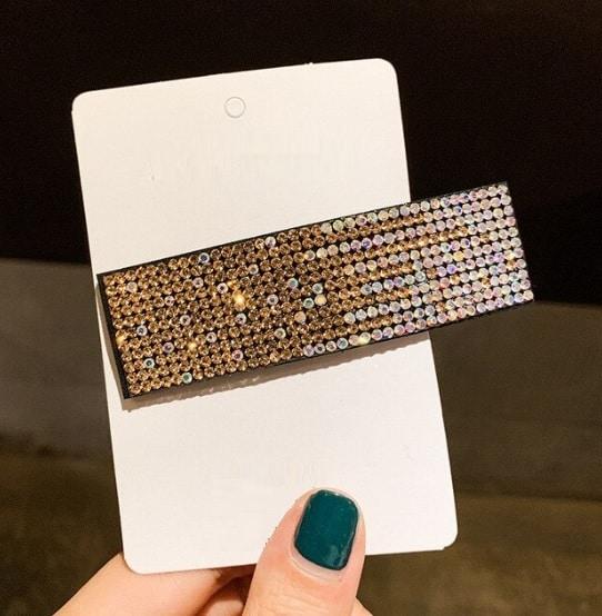 hair clip, zirconia, diamonds, crystals, party, hair jewellery