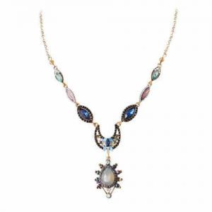 Gemstone Statement Necklace. click hear to shop more statement necklaces. Shop all musthave jewellery by aphrodite. Free worldwide shipping and gift.