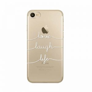 Love Laugh Life Case Cover