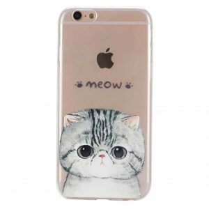 Meow Case Cover