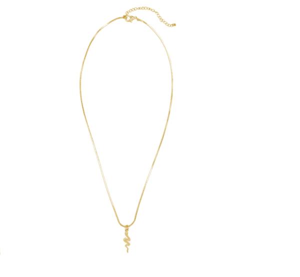minimalistische ketting, slang, subtiel, fijn , sieraden, dames, vrouwen, stainless steel, roestvrije staal. rvs