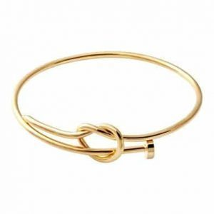 Gold Nail Bracelet. Click here for more beautiful cuff bracelets. Shop all musthave jewellery by Aphrodite. Free worldwide shipping and gift.