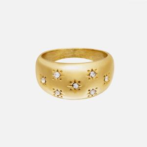 ring, diamanten, stainless steel, goud, kristallen, zirconia, steentjes, sieraden, jewellery, jewelry