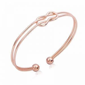 cuff armband, rose gold, sieraden, fashion