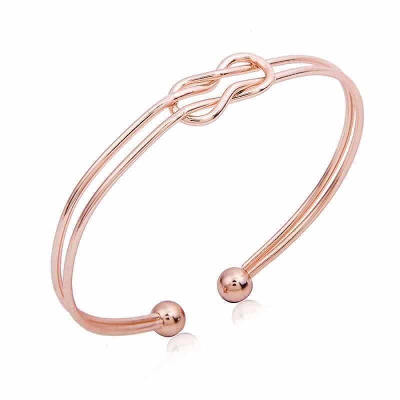 Aphrodite Rose Gold Cuff Armband. klik hier voor meer leuke cuff armbanden. Shop alle musthave sieraden bij Aphrodite.