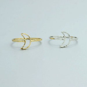 minimalist ring, delicate,jewellery,gold,silver