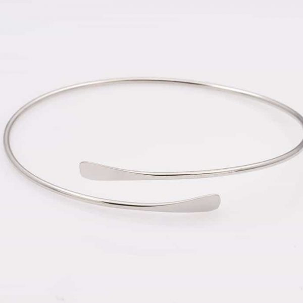 Simple Silver Bracelet Click Here For More Beautiful Bracelets All Musthave Jewellery By