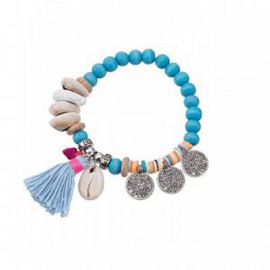 ICANDY Armband Met Muntjes.Klik hier voor meer leuke armbanden.Shop alle musthave sieraden bij aphrodite. Gratis verzending en cadeau.Bestel snel en veilig.