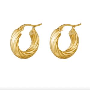 stainless steel. earrings