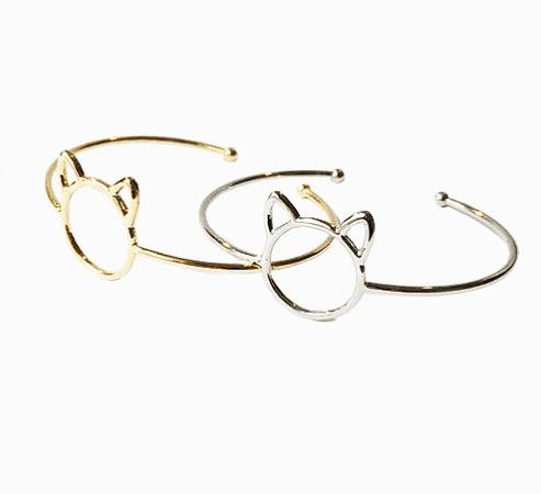 Kat Cuff Armband.Klik hier voor meer leuke armbanden.Shop alle musthave sieraden bij aphrodite. Gratis verzending en cadeau.Bestel snel en veilig.
