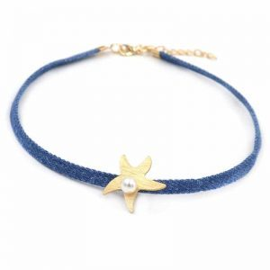 Choker With Starfish And Pearl.click hear to shop more chokers. Shop all musthave jewellery by aphrodite. Free worldwide shipping and gift.