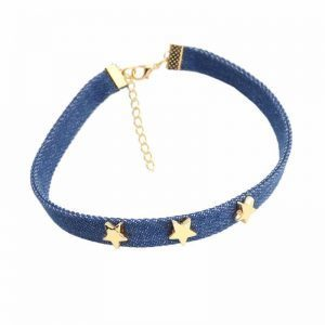 Choker With Stars. click hear to shop more beautiful chokers. Shop all musthave jewellery by aphrodite. Free worldwide shipping and gift.