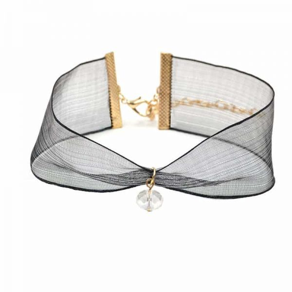 Choker With Bead. click hear to shop more beautiful statement necklaces. Shop all musthave jewellery by aphrodite. Free worldwide shipping and gift.