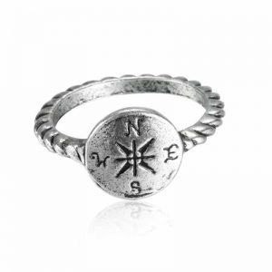 Compass Ring. Click here for more lovely rings. Shop all musthave jewellery by Aphrodite. Free worldwide shipping and gift.
