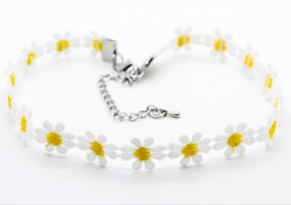 Daisy Choker. click hear to shop more beautiful chokers. Shop all musthave jewellery by aphrodite. Free worldwide shipping and gift.