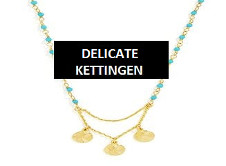 delicate kettingen