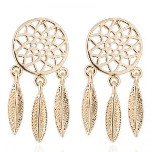 Dreamcatcher Earrings. Click here for more lovely earrings. Shop all musthave jewellery by Aphrodite. Free worldwide shipping and gift.