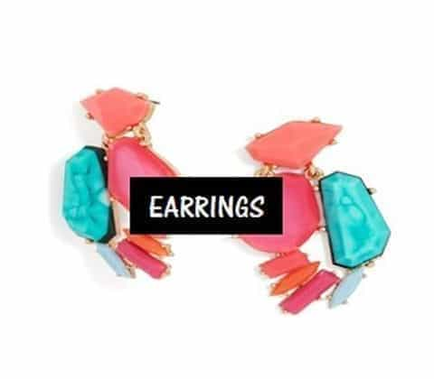 Earrings Homepage