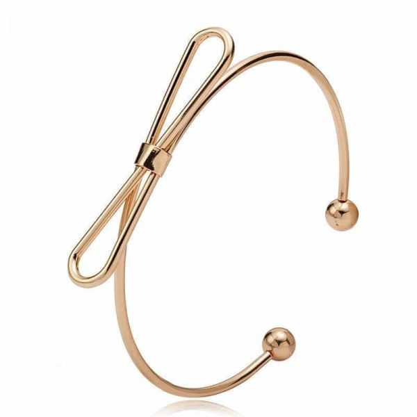 Gold Bow Bracelet.Click here for more beautiful cuff bracelets. Shop all musthave jewellery by Aphrodite. Free worldwide shipping and gift.