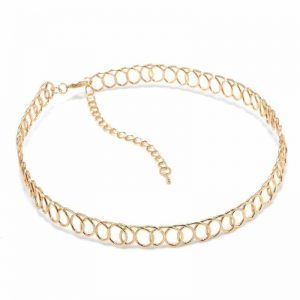 Gold Spiral Choker. click hear to shop more beautiful chokers. Shop all musthave jewellery by aphrodite. Free worldwide shipping and gift.