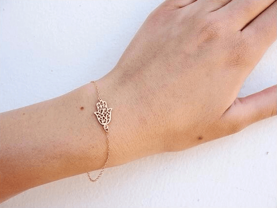 Gold Hamsa Hand BraceletClick Here For More Beautiful Bracelets Shop All Musthave Jewellery