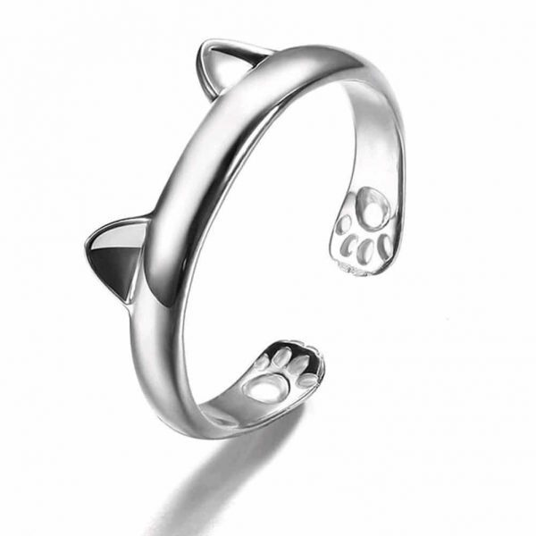 Silver Midi Ring Cat. click hear to shop more beautiful rings. Shop all musthave jewellery by aphrodite. Free worldwide shipping and gift.