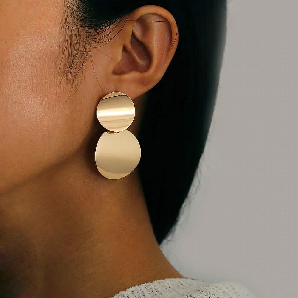 fashion oorbellen,grote,statement ,dames,aphrodite,sieraden