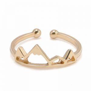 Berg ring.Voor meer leuke ringen klik hier.Shop alle musthave sieraden bij aphrodite.Bestel snel en veilig.Gratis verzending en cadeau.